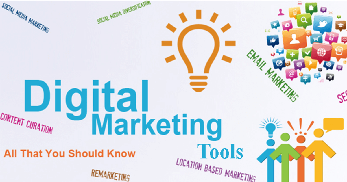 Top Digital Marketing Tools In 2020 - Branding & Digital Marketing Agency, Kolkata, India
