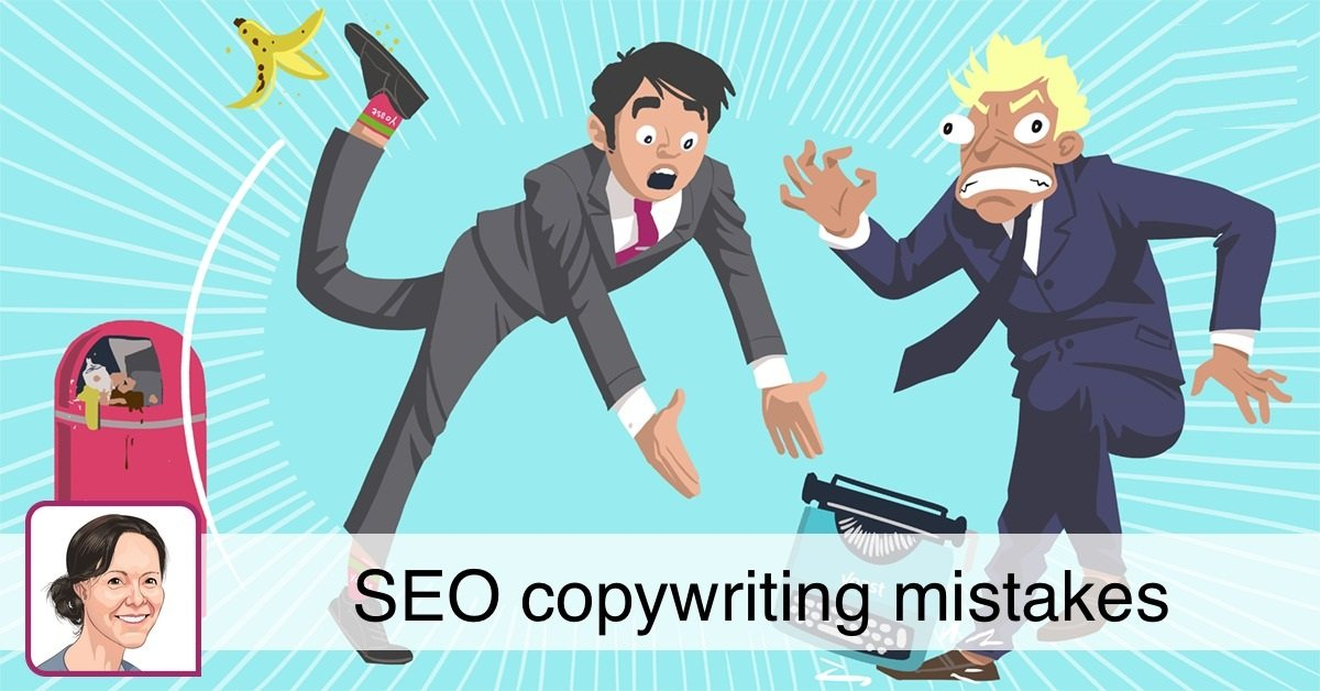 Are you committing any of these deadly SEO Content Writing blunders?
